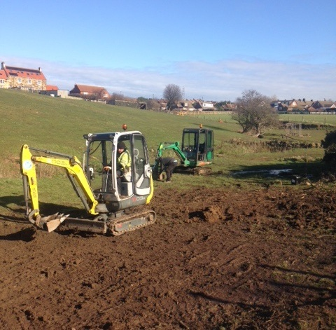 360 Digger Driver Course