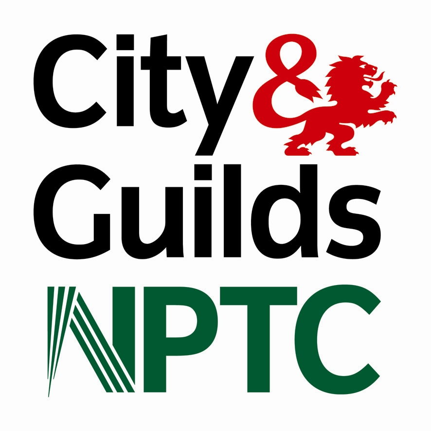 Nptc City  Guilds Logo